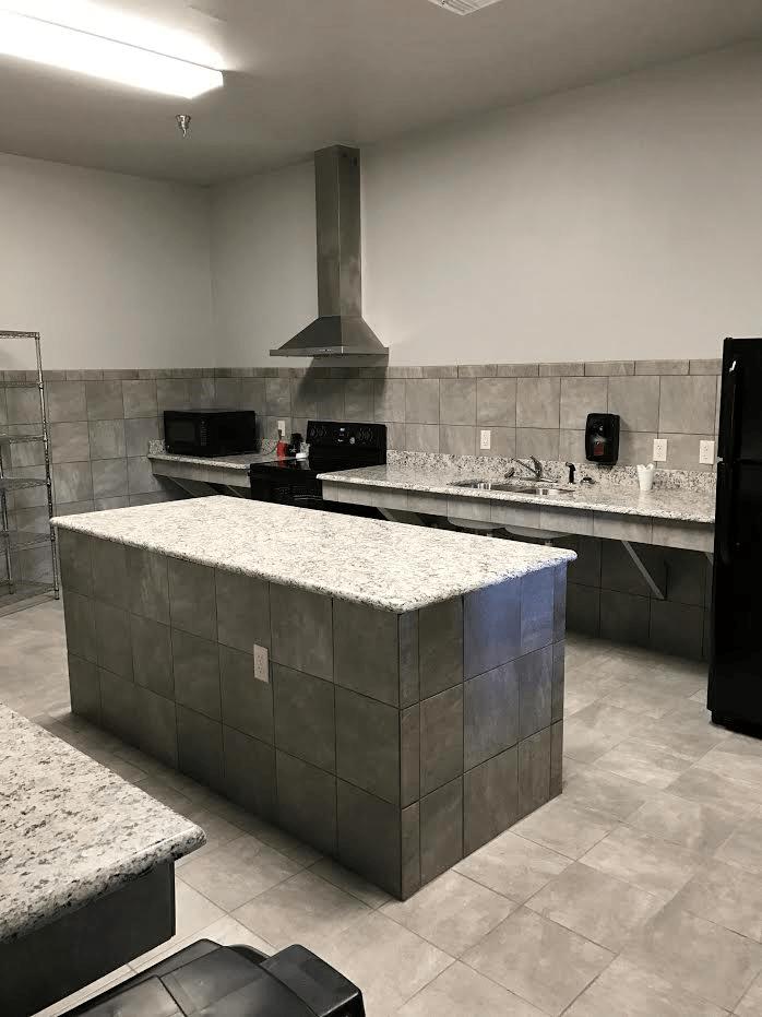 B.A. kitchen